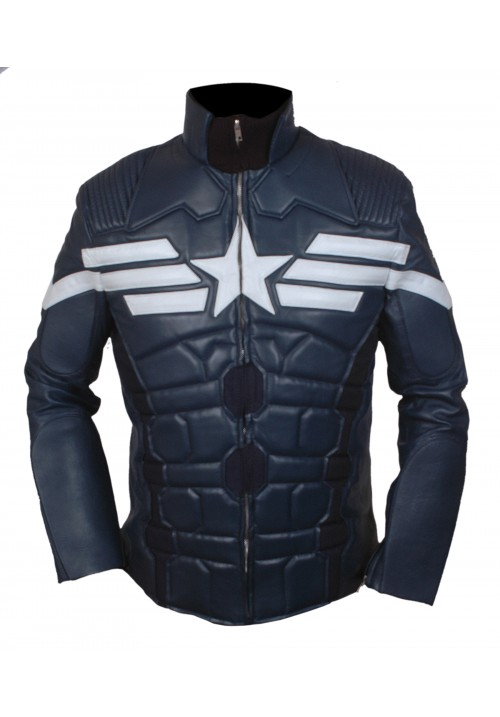 Kids Captain America Winter Soldier Jacket