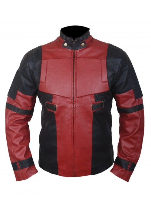 Kids Deadpool Costume Jacket
