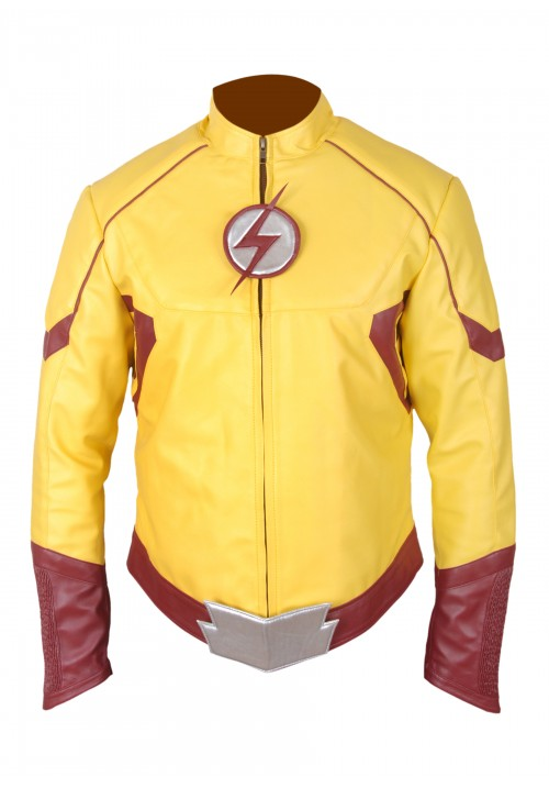 Kids Flash Yellow Jacket
