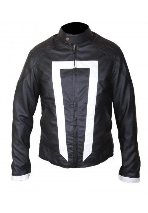 Agent Of Shield Ghost Rider Jacket for Kids