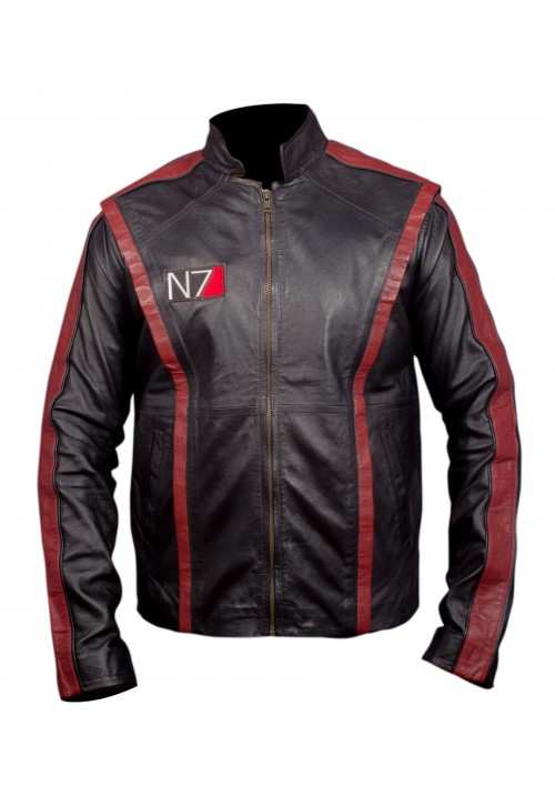 Kids N7 Leather Jacket