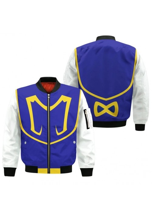 Toddler Boys Varsity Jacket