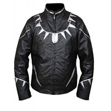 Kids Avengers - Infinity War - Black Panther Jacket