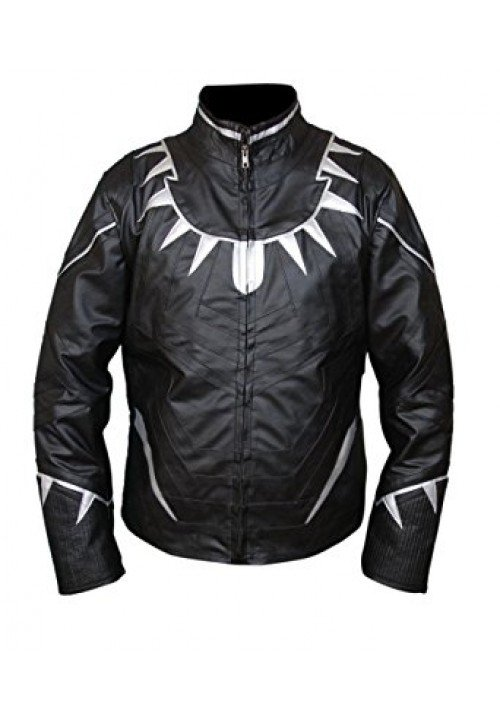 Avengers - End Game - Black Panther Jacket