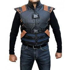 Men's Avengers Black Panther Erik Killmonger Michael B. Jordan Vest