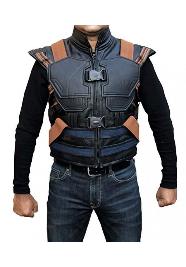 Men S Avengers Black Panther Erik Killmonger Michael B Jordan Vest