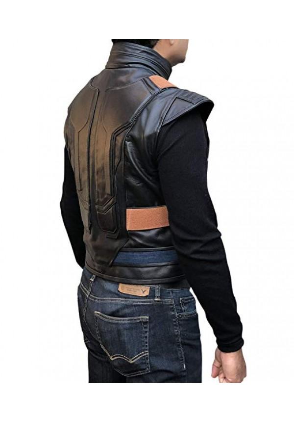 d336bf865e332b Avengers Black Panther Erik Killmonger Michael B. Jordan Vest