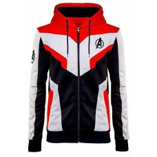 Avengers Endgame Costume - Quantum Realm Cosplay Hoodie