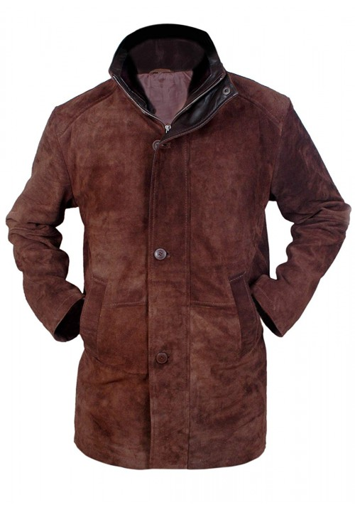 Long Coat Men - Sheriff Walt Longmire Robert Taylor Coat