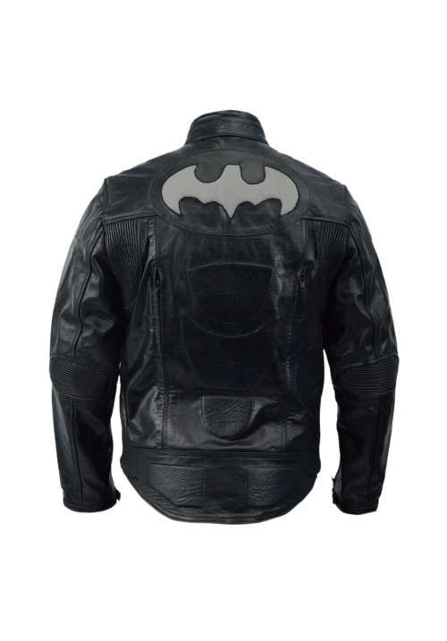 Batman Racing Jacket Naked