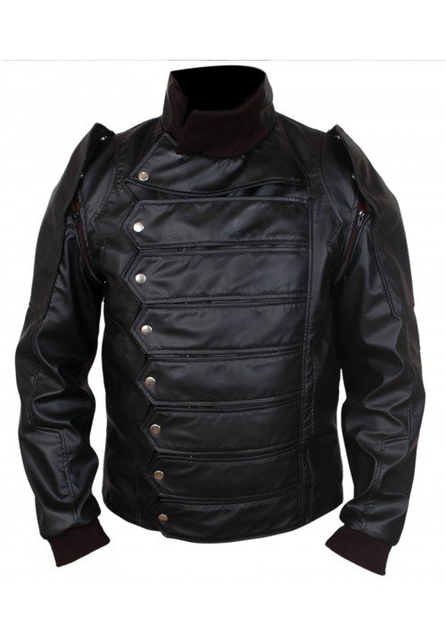 Avengers - End Game - Bucky Barnes Jacket