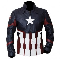 Avengers - Infinity War - Kids Captain America Jacket