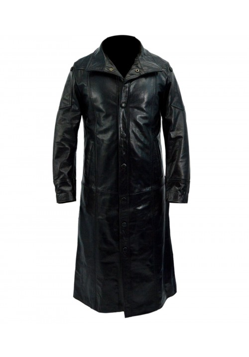 Captain America - The Winter Soldier - Nick Fury Coat