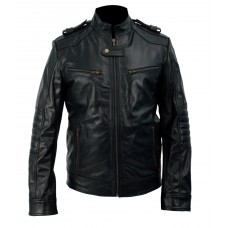 Aaron Paul Breaking Bad Leather Jacket