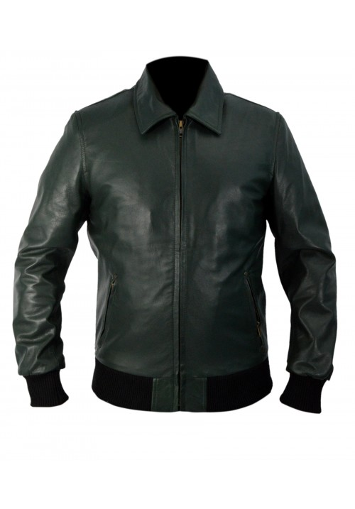 Arrow S3 Oliver Queen Bomber Jacket