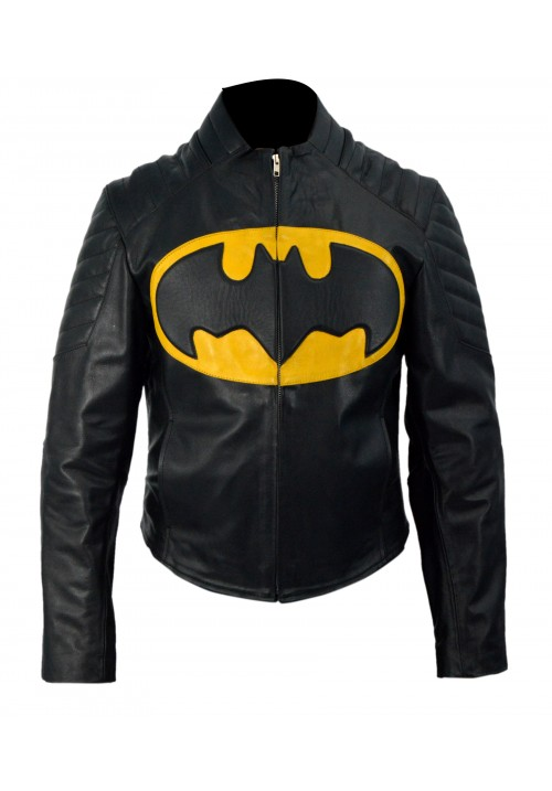 Batman jackets - Leather Jacket For Kids