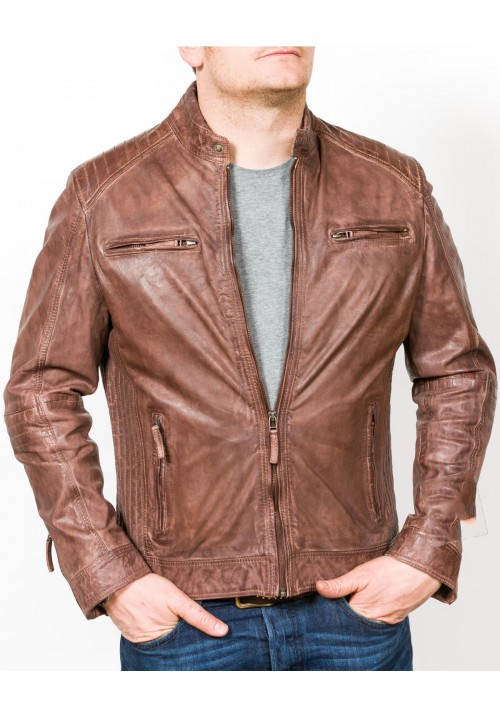 Mens Light Brown Jacket