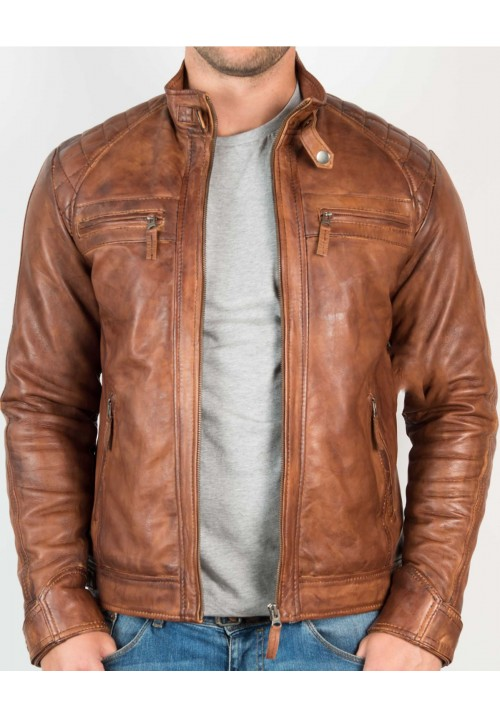 New Fashion Leather Jacket 110