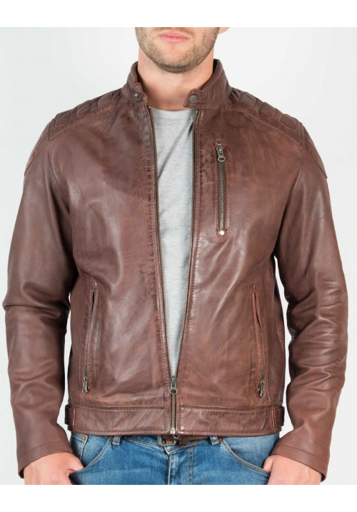 New Fashion Leather Jacket 112