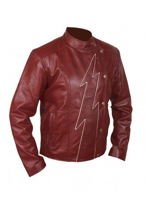 Kids Flash Season 2 Jay Garrick Teddy Sears Jacket