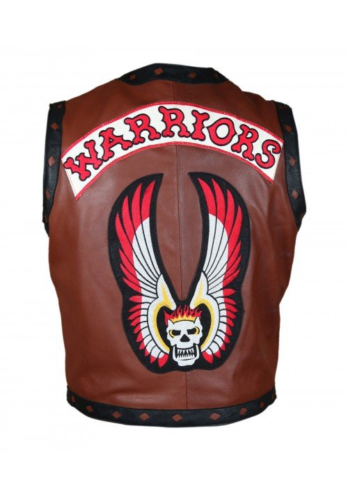 The Warriors Vest