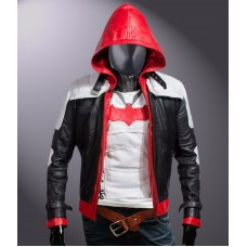 JASON TOD ARKHAM KNIGHT BATMAN HOODED JACKET & VEST