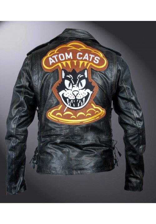 Fallout 4 Atom Cat Jacket