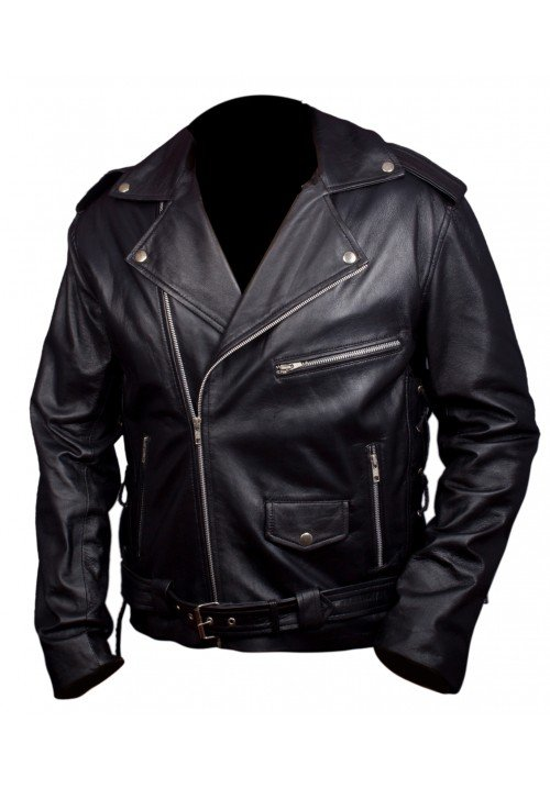 THE WALKING DEAD NEGAN JEFFREY DEAN MORGAN JACKET